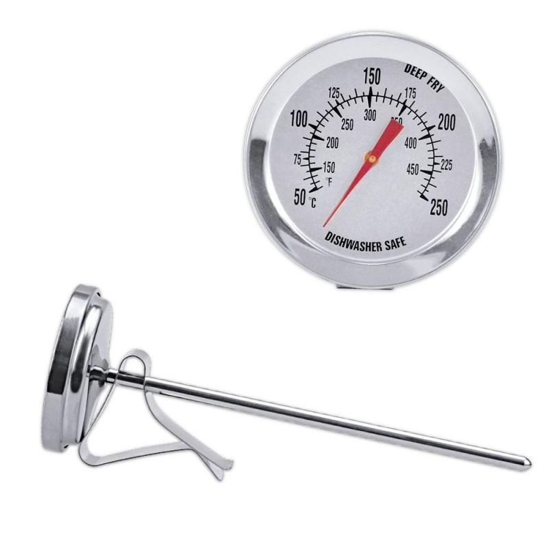Fett- und Frittier-Thermometer