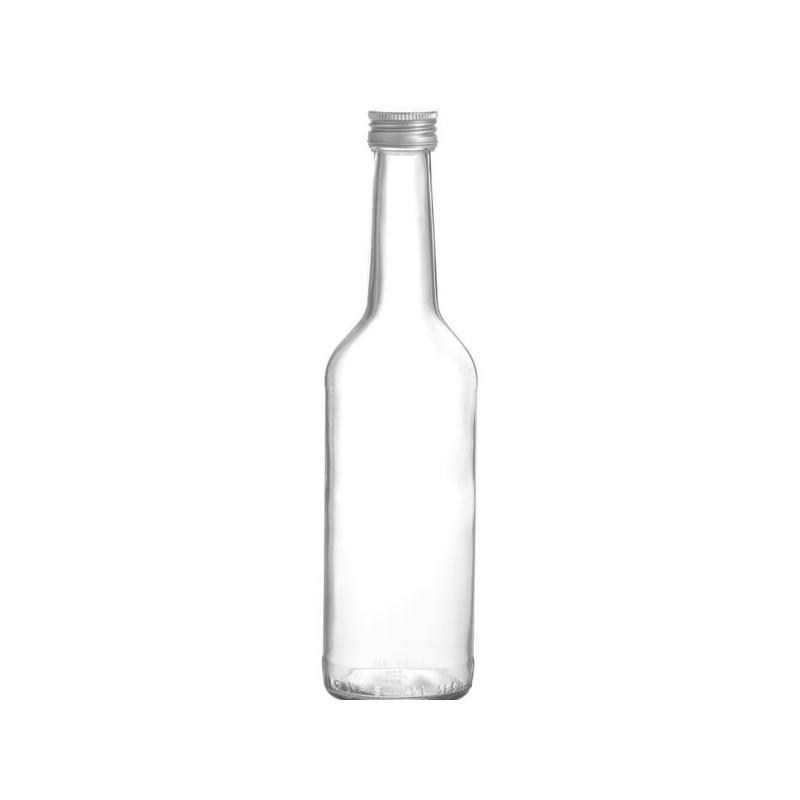 Flasche mit Verschluss, Inhalt: 0,50...