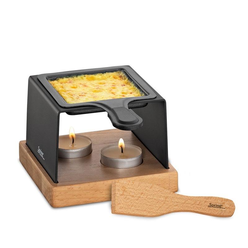 Käse Raclette Gourmet klein